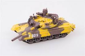 MODELCOLLECT AS72069 1:72 T-80UM1 [Die Cast]