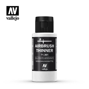VALLEJO 71361 AIRBRUSH THINNER (rozcieńczalnik) 60ml