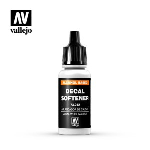 VALLEJO 73212 Decal Softener (płyn na kalki) 17ml