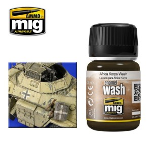 AMMO 1001 WASH AFRIKA KORPS 35ml