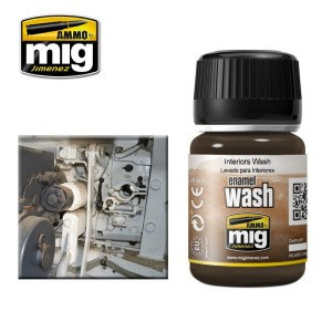 AMMO 1003 WASH INTERIORS 35ml