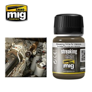 AMMO 1200 STREAKING GRIME FOR INTERIORS 35ml