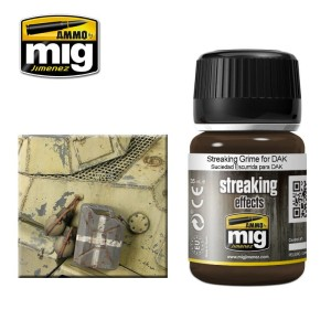 AMMO 1201 STREAKING BRIME FOR DAK 35ml