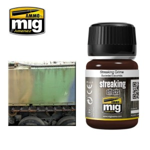 AMMO 1203 STREAKING GRIME 35ml