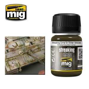 AMMO 1205 STREAKING GRIME FOR WINTER VEHICLES 35ml