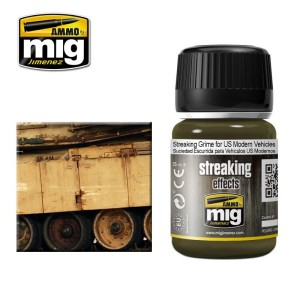 AMMO 1207 STREAKING GRIME FOR US MODERN VEHICLES 35ml