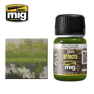 AMMO 1411 NATURE EFFECTS SLIMY GRIME LIGHT 35ml