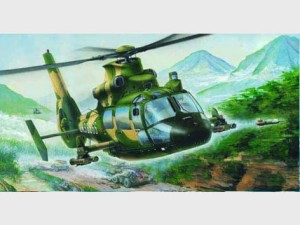 TRUMPETER 02802 1:48 Harbin Z-9G Armed Helicopter