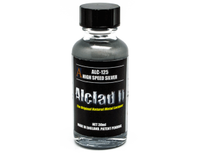 ALCLAD 125 Hihg Speed Silver 30ml