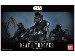 BANDAI 09052 1:12 DEATH TROOPER