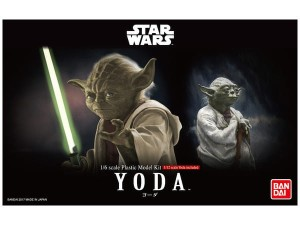 BANDAI 14473 1:6 YODA + 1:12 YODA (set 2 in 1)