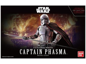 BANDAI 19776 1:12 CAPTAIN PHASMA