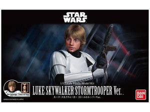 BANDAI 25755 1:12 LUKE SKYWALKER  STORMTROOPER VER.