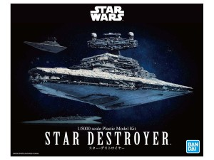 BANDAI 57624 1:5000 STAR DESTROYER