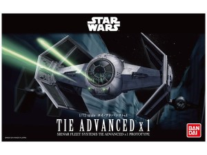 BANDAI 91407 1:72 THE ADVANCED x1
