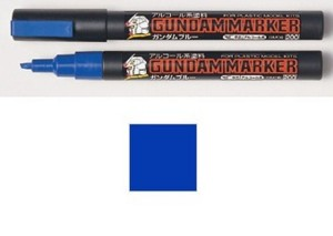 GUNDAM MARKER GM-06 BLUE