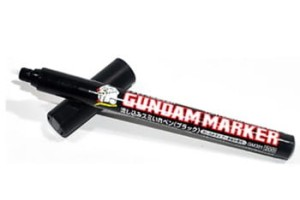 GUNDAM MARKER GM-301 BLACK