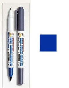 GUNDAM MARKER GM-403 REAL TOUCH BLUE 1