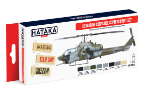 HATAKA AS14 US MARINE CORPS Helicopters [PAINT SET]