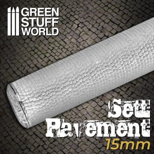 GSW 2410 ROLLING PIN SETT PAVEMENT 15mm