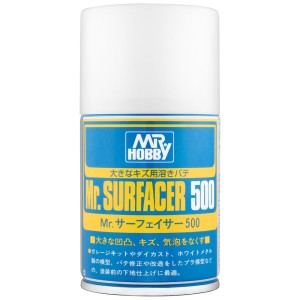 GUNZE B506 Mr SURFACER 500 GRAY (88ml)
