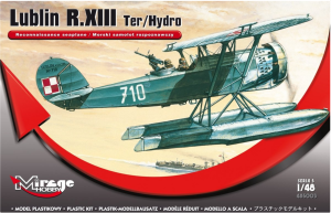MIRAGE 485003 1:48 Lublin R.XIII Ter / Hydro