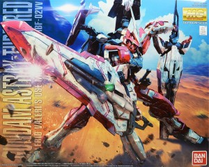 GUNDAM MG 24809 GUNDAM ASTRAY TURN RED