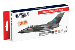 HATAKA AS48 Modern Luftwaffe vol. 1 [PAINT SET]