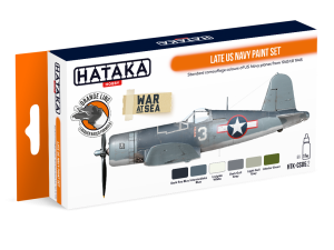 HATAKA CS05.2 Late US Navy [PAINT SET]