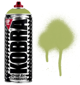 KOBRA HP 095 GREEN SPRAY 400ml