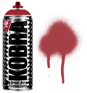 KOBRA HP 350 RED HOT SPRAY 400ml