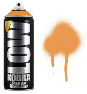 KOBRA LP 5031 SOFT BROWN SPRAY 400ml