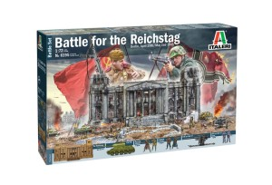 ITALERI 6195 1:72 Battle for the Reichstag 1945 [DIORAMA SET]
