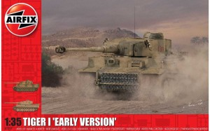 AIRFIX A1357 1:35  Tiger 1 Early Production