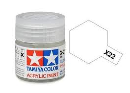Tamiya 81022 X-22 Clear 23ml