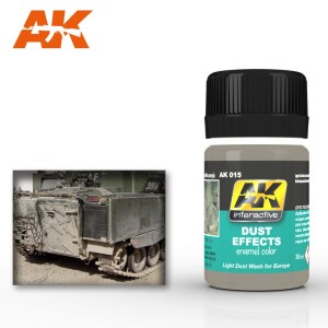 AK 015 DUST EFFECTS (efekt kurzu) 35ml