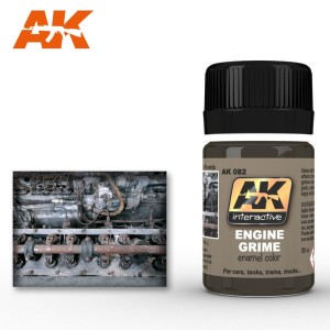 AK 082 ENGINE GRIME (brud silinikowy) 35ml