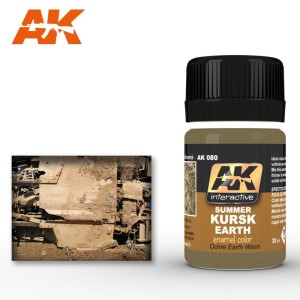 AK 080 SUMMER KURSK EARTH (efekt kurzu i brudu) 35ml