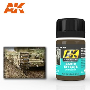 AK 017 EARTH EFFECTS (efekt ziemi) 35ml