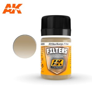 AK 065 FILTER - AFRICA CORPS 35ml