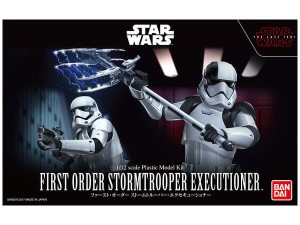BANDAI 19753 1:12 FIRST ORDER STORMTROOPER EXECUTIONER