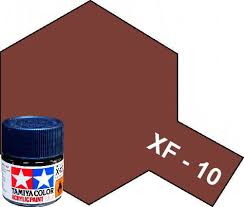 Tamiya 81310 XF-10 Flat Brown 23ml