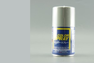 GUNZE S035 IJN GRAY MITSUBISHI - (SEMI-GLOSS) SPRAY 100ml