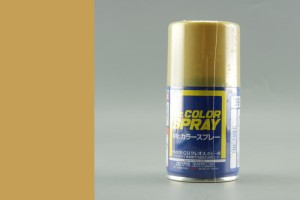 GUNZE S039 DARK YELLOW - (FLAT) SPRAY 100ml