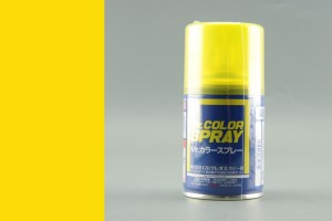 GUNZE S048 CLEAR YELLOW - (GLOSS) SPRAY 100ml