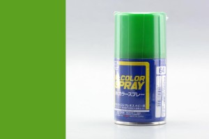 GUNZE S064 YELLOW GREEN - (GLOSS) SPRAY 100ml