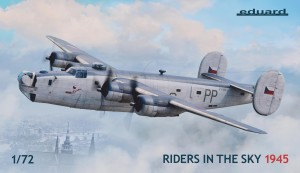 EDUARD 2123 1:72 Riders in the Sky 1945 (Liberator GR Mk.VI) [LIMITED EDITION]