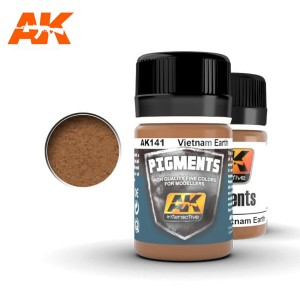AK 141 PIGMENT - VIETNAM EARTH 35ml