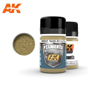 AK 041 PIGMENT - NORTH AFRICA DUST 35ml