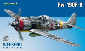EDUARD 7440 1:72 Fw 190F-8 WEEKEND EDITION